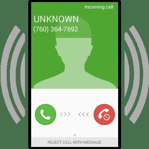 Fake call – prank