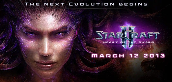 Heart of the Swarm Release Date