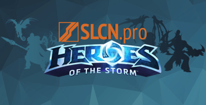 SLCN.pro Heroes of the Storm