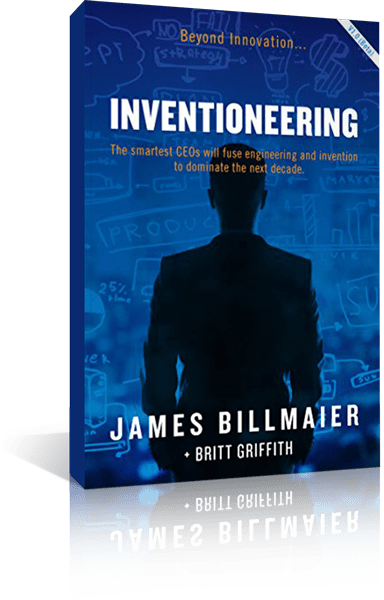 James Billmaier, Founder/CEO TurboPatent