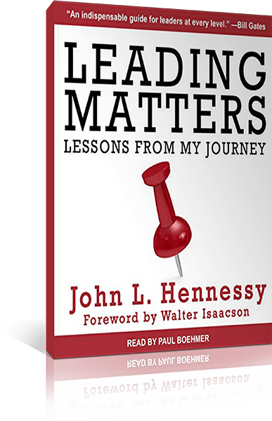 John L. Hennessey, Former President Stanford University