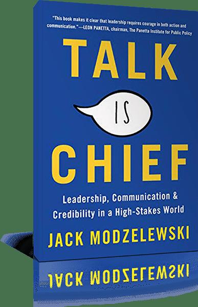 Jack Modzelewski, CEO of Jacknife PR