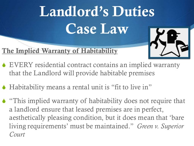Why Most Landlords Dont Know Habitability Standards