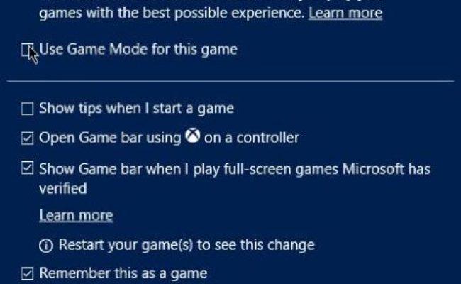 Game Keeps Minimizing Error On Windows 10 Solved