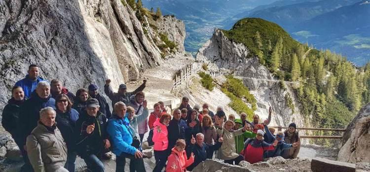Sili Tours - blog Alpy - ľadové kráľovstvo