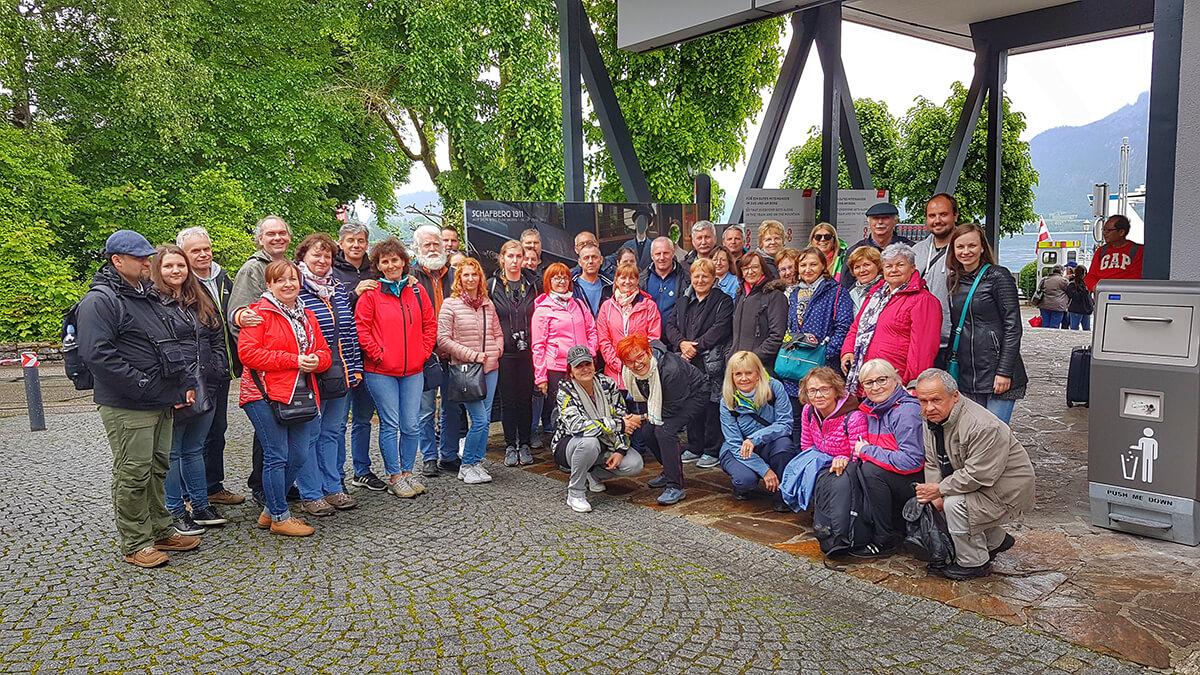 Sili Tours - blog Alpy skvela partia ludi