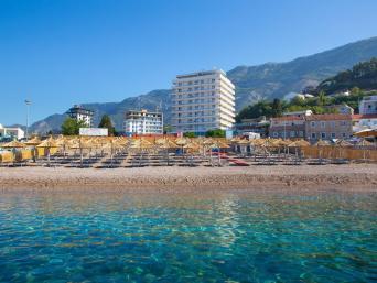 Sili Tours - Čierna Hora Hotel Sato 4*