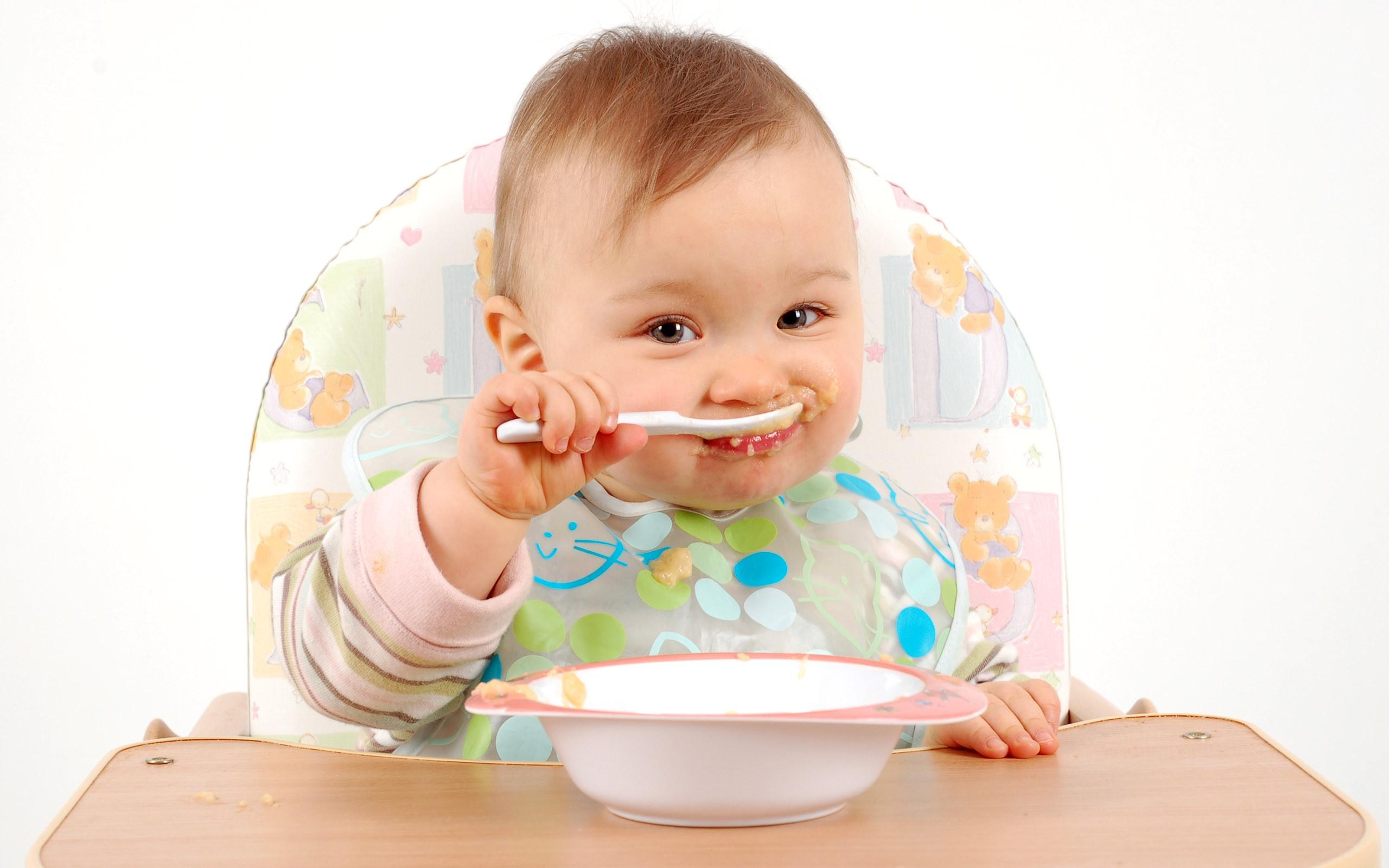 Bebeğin Sağlığı İçin Hangi Besinleri Vermeli
