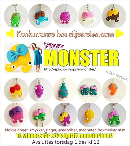 http://siljesreise.com/konkurranse-vinn-monster/