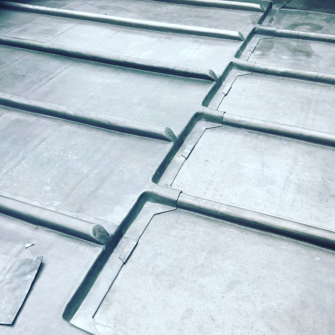Lead Roofing Brent