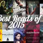 Best Books of 2015 (So far..)