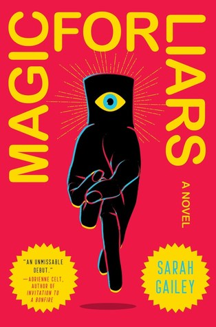 Review: Magic for Liars