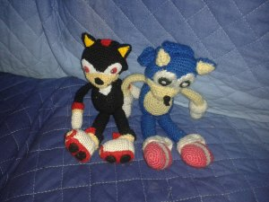 shadow and sonic