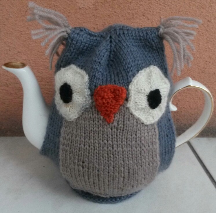 Owl Teapot Cozy