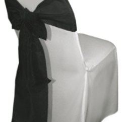 Chair Cover And Sash Hire Glasgow Intex Pull Out Category Silk Bows Picture