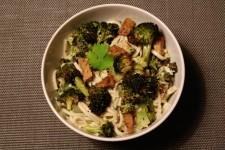 Coconut-Cilantro Noodles