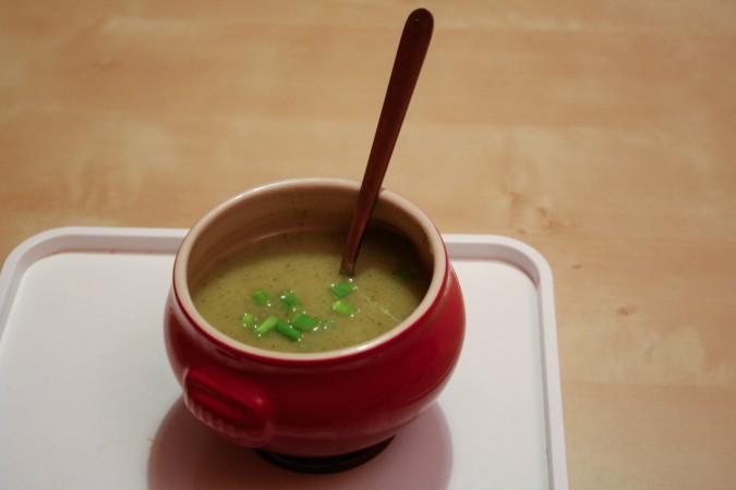 Romige Broccolisoep