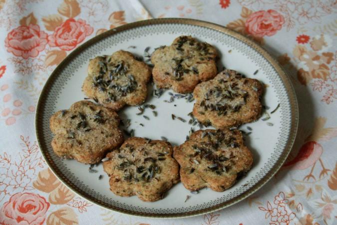 Fleurige Earl Greykoekjes | Julienne