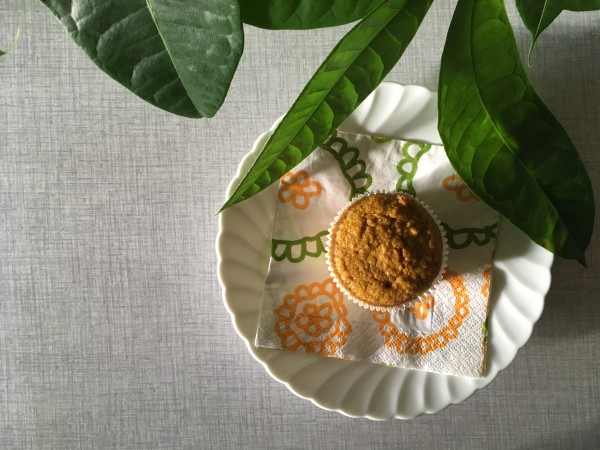 Kurkuma latte muffins   Julienne