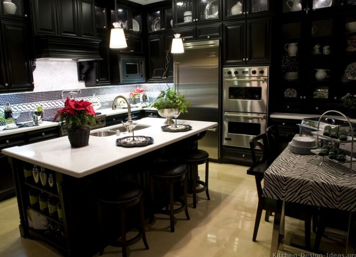 Luxury Kitchens Silke Endress Lifestyle Of The Lady Ceo