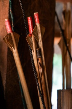 arrows for the hunters, they will use a special 'hundred poison' mixture for hunting
