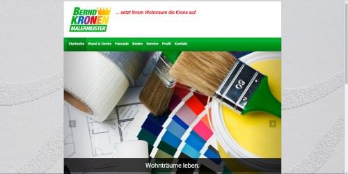 Internetseite-Bernd-Kronen