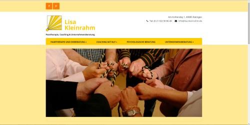 Internetseite-Lisa-Kleinrahm