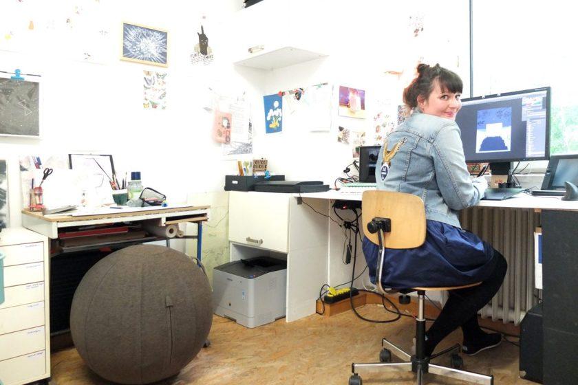 Studio für Illustration · Silke Müller, Linz