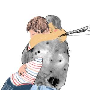 Achtsamkeit als Allheilmittel - Welt der Frauen | Illustration © Silke Müller, Linz | Achtsamkeit; Editorial; Welt der Frauen; Mindfullness; Stress; Burnout; Yoga
