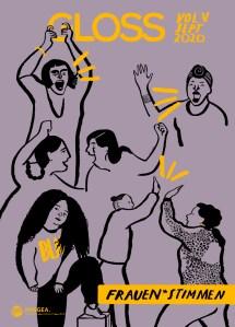 Gloss Cover | Ausgabe V 2020 | Frauenstimmen | Silke Müller