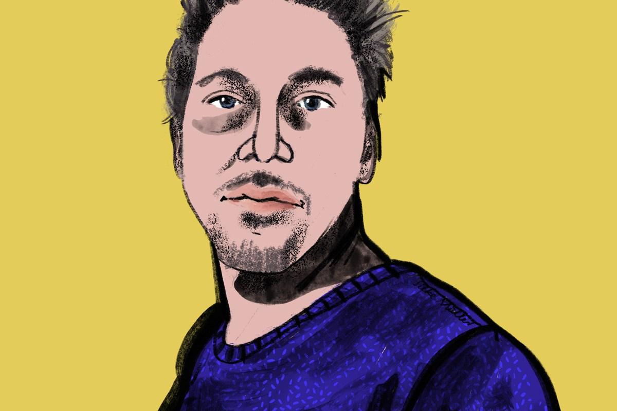 Nils Pickert für Große Töchter Podcast | Beatrice Frasl | Illustration: Silke Müller