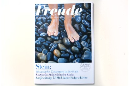 "Cover ""Freude"""