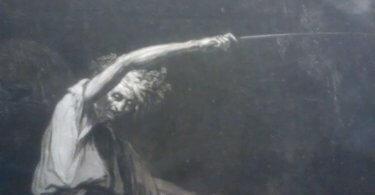 An Incantation - John British Dixon after John Hamilton Mortimer, julio 1773