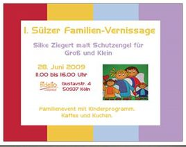 1. Sülzer Familien-Vernissage