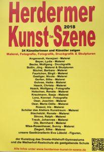 Herdermer Kunst in Szene 2018