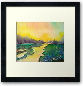 framed-landscape