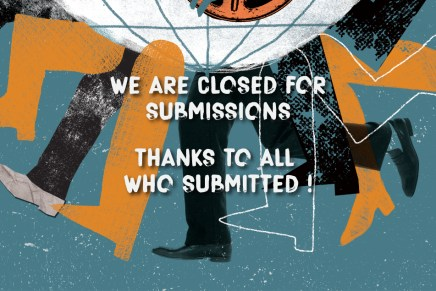 WE ARE CLOSED FOR SUBMISSIONS