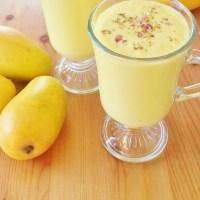 Mango Lassi – Authentic Indian Style Mango Smoothie