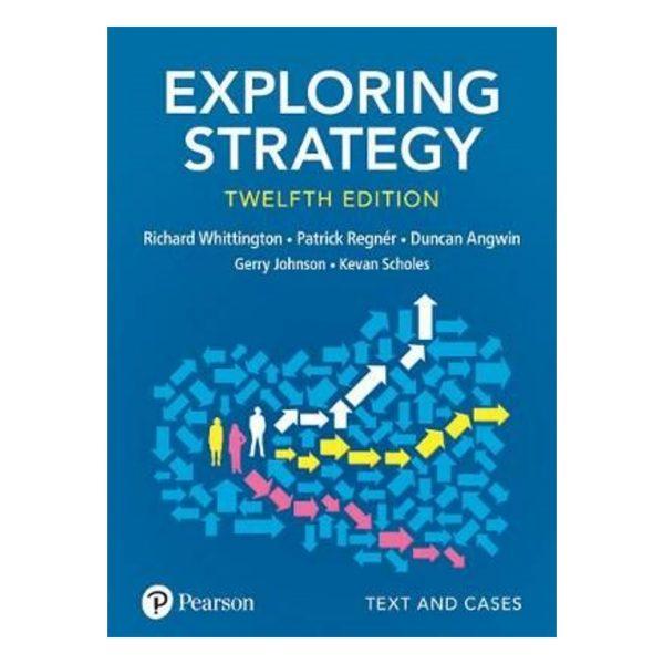 Exploring Strategy Johnson