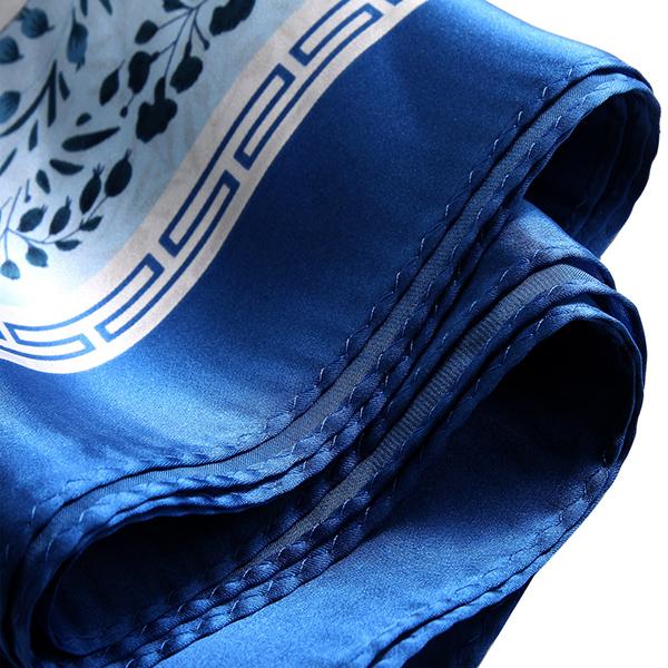 110cm Silk Scarf-Square Silk Scarf-Wholesale Scarfs-HA0016B2
