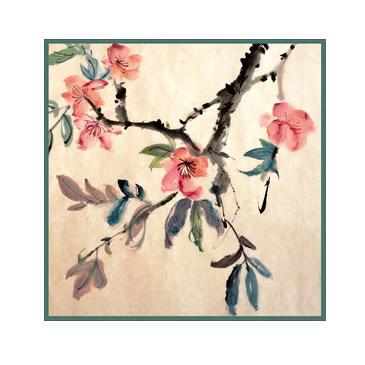 120cm Silk Scarf-Square Silk Scarf-Wholesale Scarfs-HAQ012