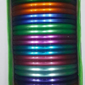 Plastic bangles 5 mm