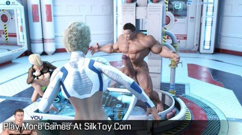 Apocalypse Space Ship Adult Game screenshot (13)