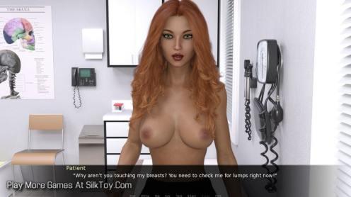 3d Pink Prescriptions hospital nurses sex_15-min