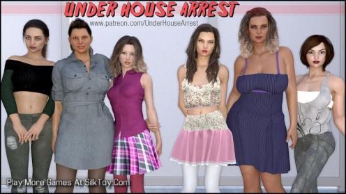 3d Under House Arrest sex_2-min