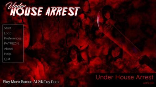 3d Under House Arrest sex_9-min