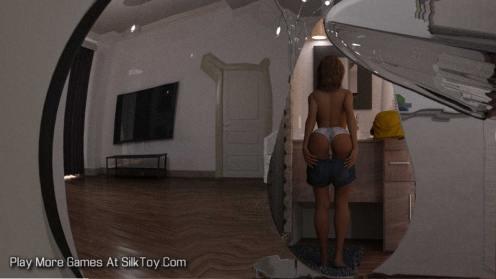 Babysitter 3d hardsex_4-min
