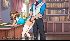 Bad Manners Hentai Fuck Game_10-min