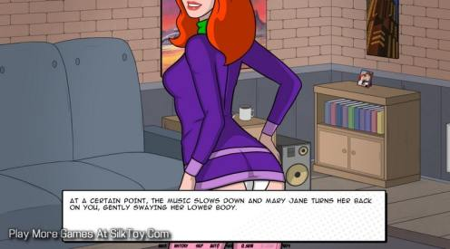 Cosplay Therapy scooby doo sex game_3-min