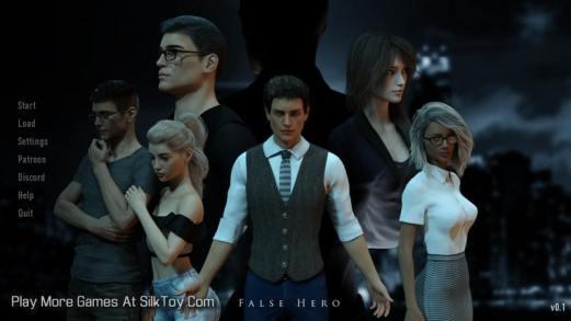 False Hero Milf sex 3d_5-min